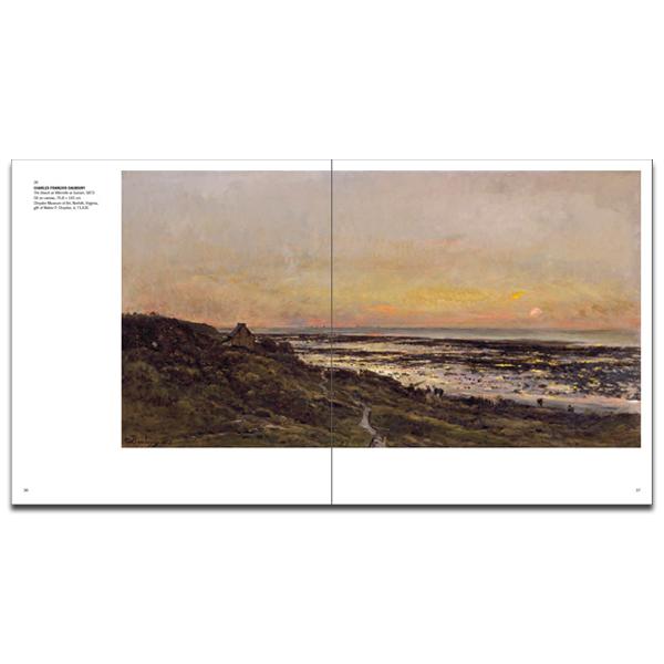 Inspiring Impressionism exhibition book (paperback)