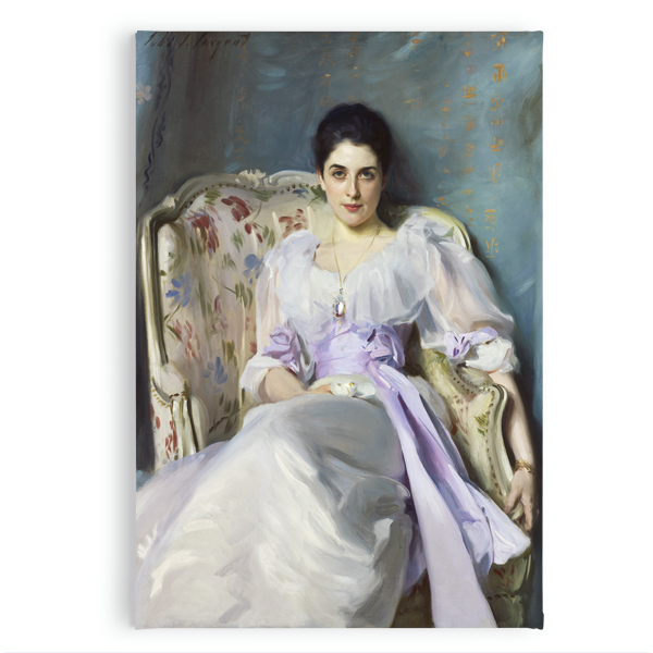 Lady Agnew of Lochnaw by John Singer Sargent magnet