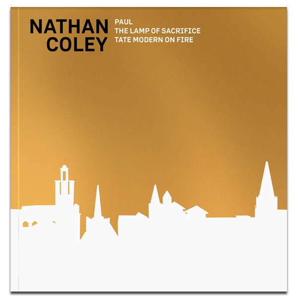 Nathan Coley NOW Paperback