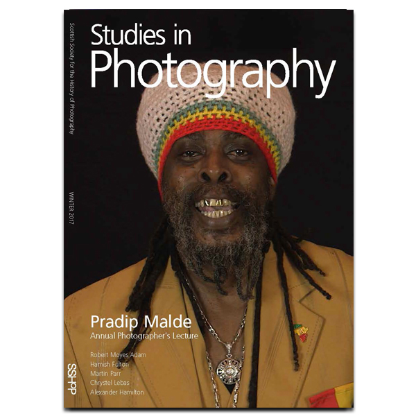 Studies in Photography 2017 Journal (Edition II)
