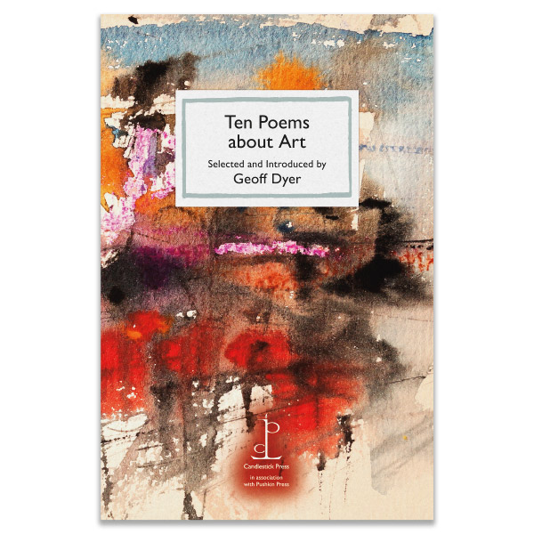 Ten Poems about Art gift book