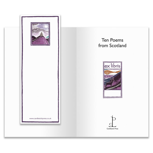 Ten poems from Scotland gift book
