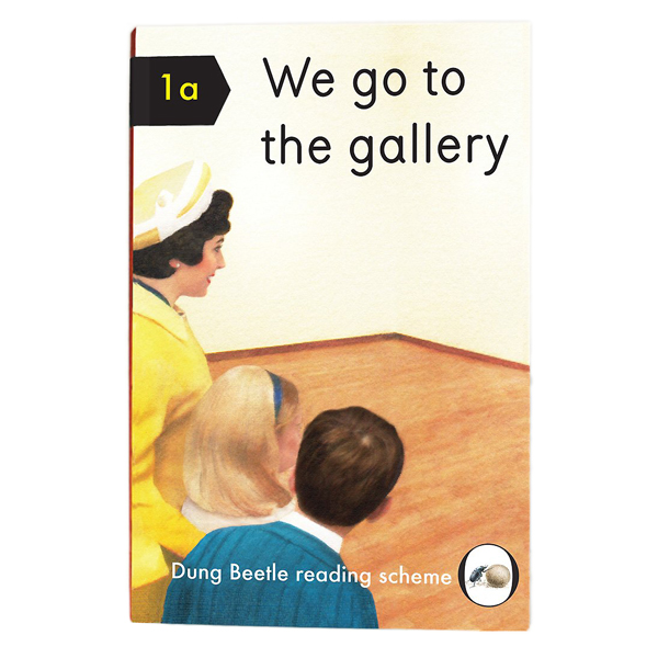 We Go to the Gallery: A Dung Beetle Learning Guide