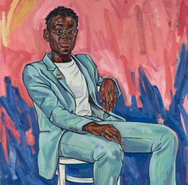 Portrait Gallery Tours: Contemporary Portraits