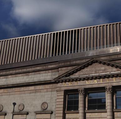 Aberdeen Art Gallery: Glimpses