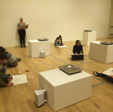 The Drawing Room (January 2020) - Paula Rego