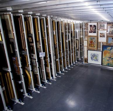 Guided tours of Granton Art Centre