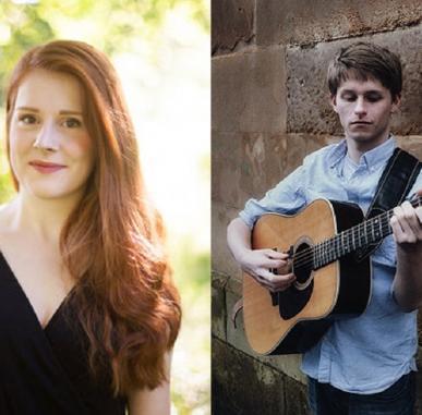 Live Music Now: Hannah Rarity and Luc McNally