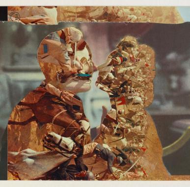 Cut and Paste: John Stezaker Artist's Talk