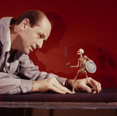 Visually Impaired Tour and Workshop: Ray Harryhausen | Titan of Cinema