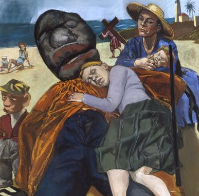British Sign Language (BSL) Tour: Paula Rego