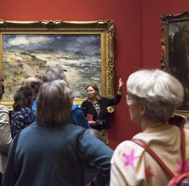 National Gallery Christmas Highlights Tours - December 2019
