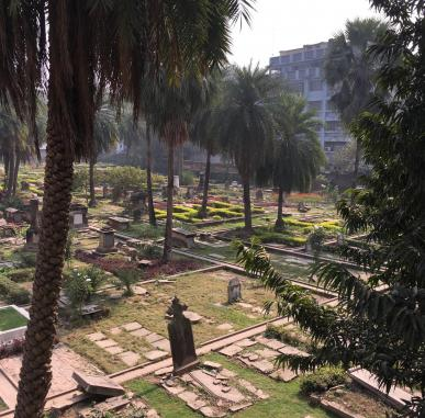 The Scots Cemetery, Kolkata
