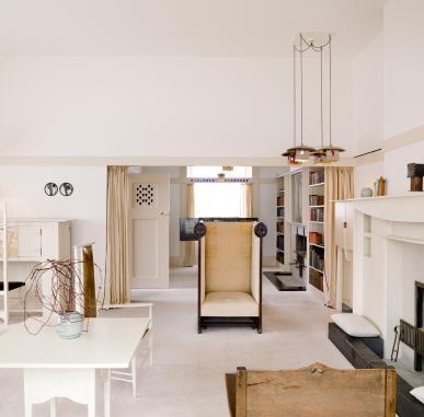 Getting Inside the Mackintosh House