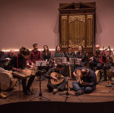 Special Concert: Baharat Ensemble