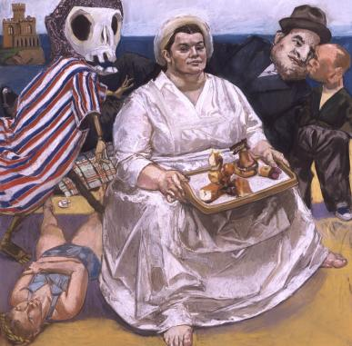 Friends Preview: Paula Rego: Obedience and Defiance