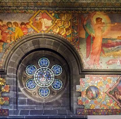 Phoebe Anna Traquair and the Catholic Apostolic Church Murals