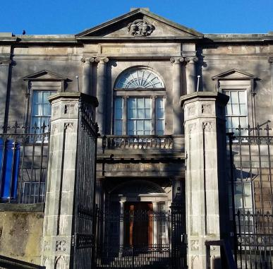 Historic Leith: A Visit to Trinity House and South Leith Parish Church