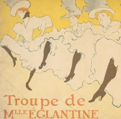 Amplified Tour: Pin-Ups | Toulouse-Lautrec and the Art of Celebrity