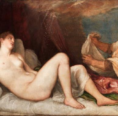 Friends Preview: Titian | Love, Desire, Death