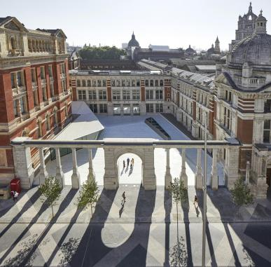 V&A: The Civic and the Global