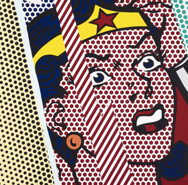 ARTIST ROOMS: Roy Lichtenstein In Focus - Tate Liverpool