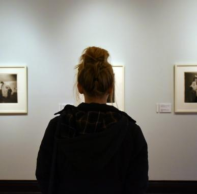 ARTIST ROOMS: Diane Arbus - The Burton at Bideford