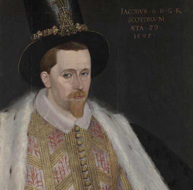Art and Analysis | Two Netherlandish painters working in Jacobean Scotland