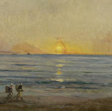 Inspiring Impressionism | Daubigny | Monet | Van Gogh