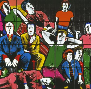 ARTIST ROOMS: Gilbert & George - Brighton Museum & Art Gallery
