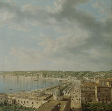 Expanding Horizons: Giovanni Battista Lusieri and the Panoramic Landscape