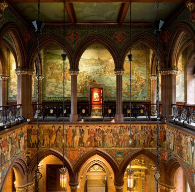 Scottish National Portrait Gallery visit