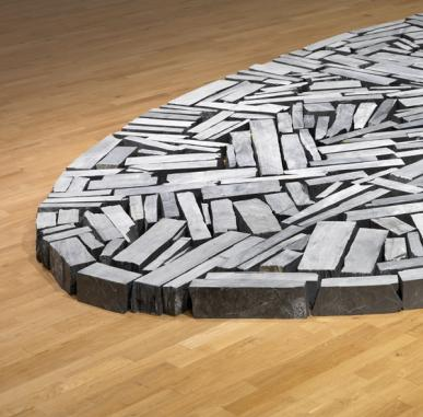 ARTIST ROOMS: Richard Long - Gallery Oldham