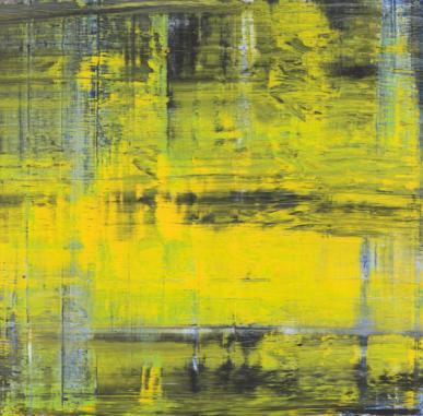 ARTIST ROOMS: Gerhard Richter - John Hansard Gallery, Southampton