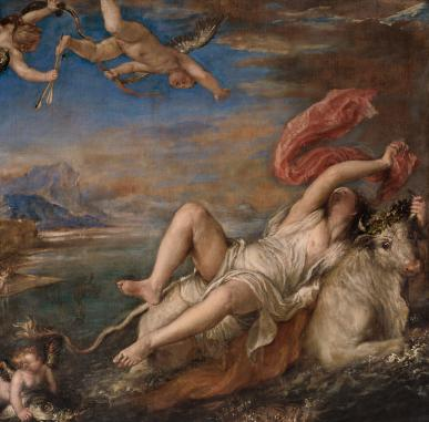Titian | Love, Desire, Death