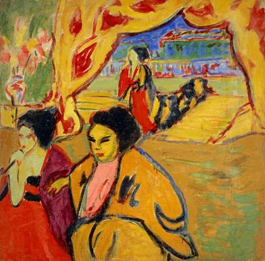Expressive Art in the Early 20th Century