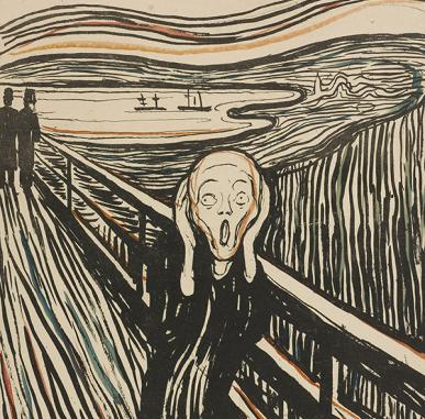Edvard Munch | Graphic Works from The Gundersen Collection