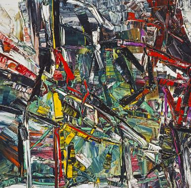 Abstract and Figurative Art in Post-War Europe