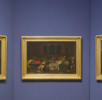 Poussin's Sacraments