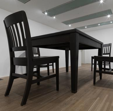 ARTIST ROOMS: Anselm Kiefer, Jeff Koons, Jannis Kounellis, Ed Ruscha, Robert Therrien