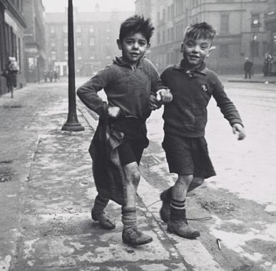 When We Were Young | Photographs of Childhood from the National Galleries of Scotland