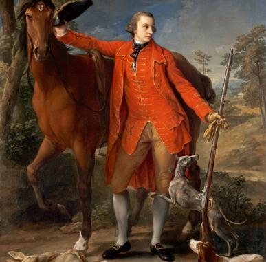 In Focus: Alexander Gordon, 4th Duke of Gordon by Batoni