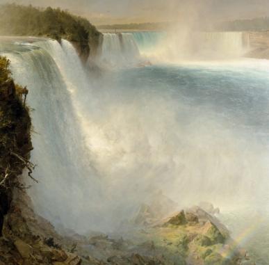 In Focus: Niagara Falls (1867) by Frederic Edwin Church