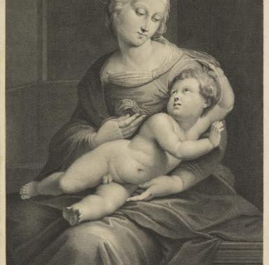 In Focus: 'The Bridgewater Madonna' by Raphael