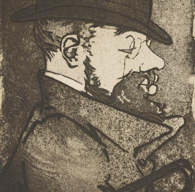 Printmaking Inspired by Toulouse Lautrec A Five-Week Course