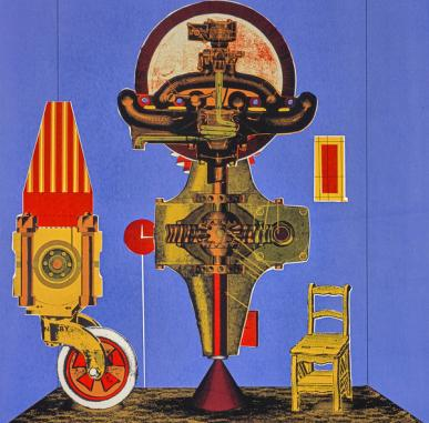 Gallery Social: Warhol and Paolozzi | I want to be a Machine (for anyone affected by dementia)