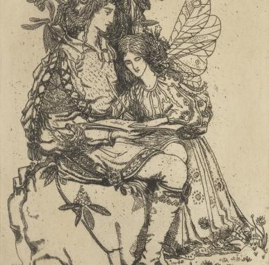 Gallery Social Online | Fairy and folk tales from the National Galleries of Scotland