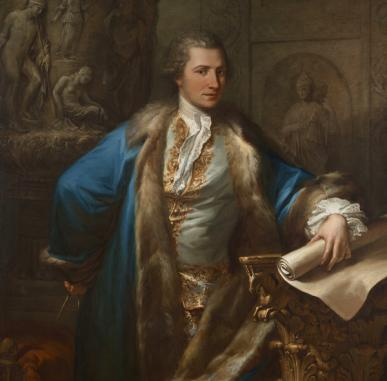 Portrait Gallery Thematic Tours: Robert Adam's Portraits, Family and Patrons