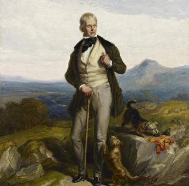 'The Minstrel of the Scottish Borders' and Friends