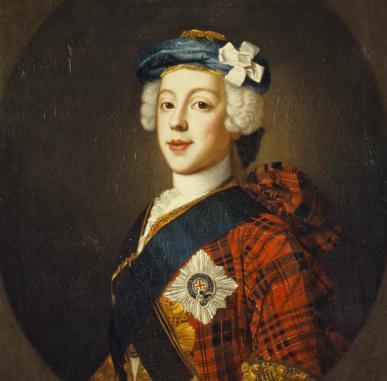 Portrait Gallery Tours: Bonnie? Prince? Charlie?